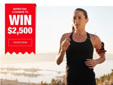 Johnson & Johnson's New Year, New You Sweepstakes