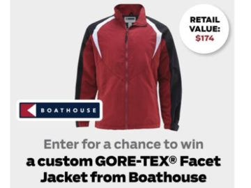 Outside Magazine's January/February First Gear Sweepstakes – Facebook