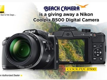 Win a Nikon COOLPIX B500 16MP 40x Optical Zoom Digital Camera – Facebook