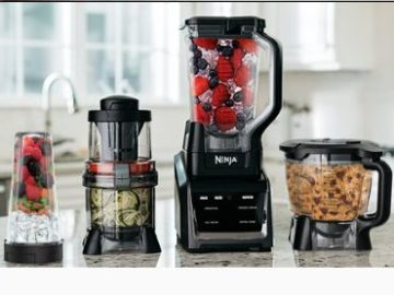 Win a Ninja Intelli-Sense Kitchen System
