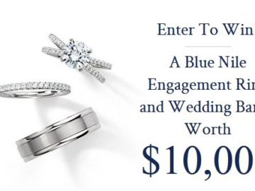 Win a $10,000 Wedding Set