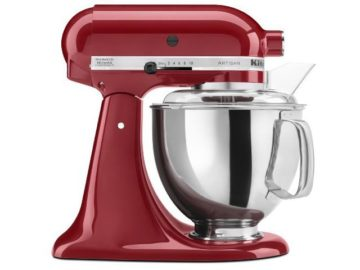 Win a KitchenAid 5-Quart Artisan Stand Mixer