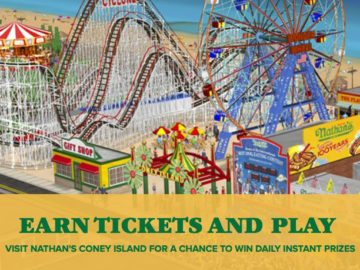 Nathan's Famous Sweepstakes and Instant Win Game