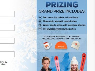 NBCSports Lake Placid Sweepstakes