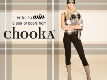 Chooka Boots Sweepstakes