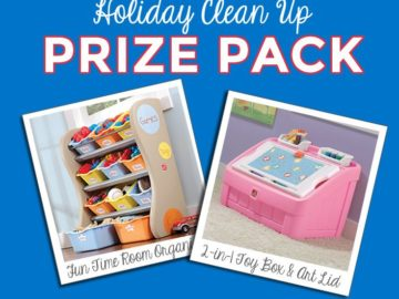 Step 2 Holiday Clean Up Sweepstakes – Facebook