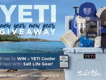 Salt Life YETI Sweepstakes