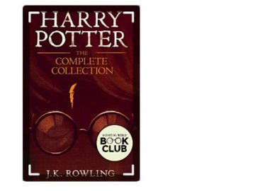 Win the Harry Potter: The Complete Collection (1-7) (Kindle Edition)