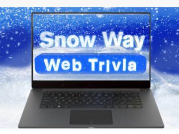Live with Kelly & Ryan Snow Way Trivia Web Sweepstakes