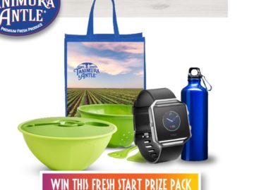 Tanimura & Antle New Year – Fresh Start #NewYearFreshStart Sweepstakes