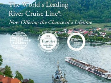 Viking River Cruise Sweepstakes