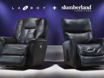 Win a La-Z-Boy Jasper Collection Recliner