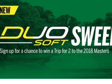 "Wilson ""2018 DUO Soft"" Sweepstakes"