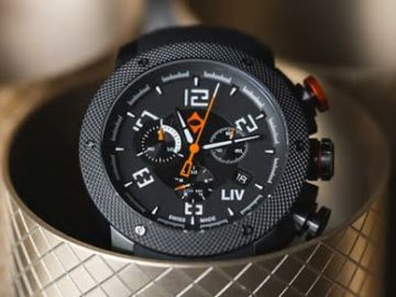 Win a LIV GX1 Swiss Chrono Watch