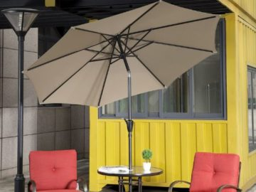 Win a Cloud Mountain 9 Ft Patio Umbrella