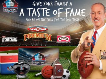"Land O'Frost ""Taste of Fame"" Sweepstakes"