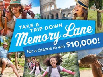 BarclayCard Travel Community Travel Memory Sweepstakes