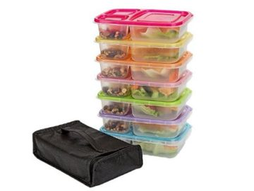 INSTANTLY WIN Meal Prep Containers