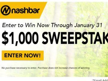 Win Two $500 Nashbar Gift Cards