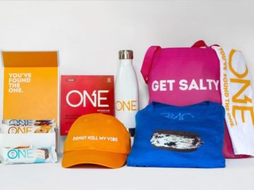 Win a ONE Bar Brand Gift Bag