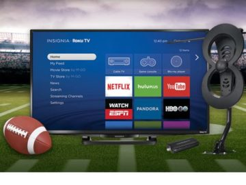 Antennas Direct Big Game and Even Bigger Giveaway Sweepstakes