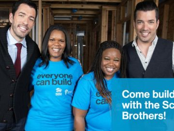 Win a Chance to Build with the Scott Brothers