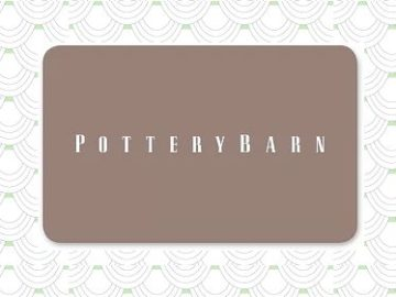 Win a $200 Pottery Barn Gift Card