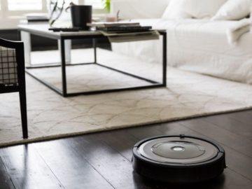 Win a Roomba 890 Robotic Vacuum