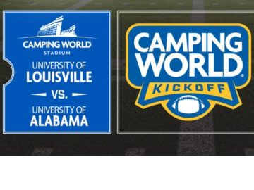 Camping World College Kickoff Getaway Sweepstakes