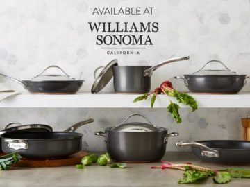 Anolon Nouvelle Copper at Williams-Sonoma Sweepstakes