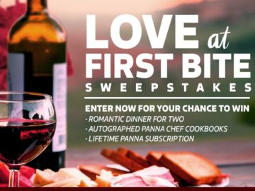 FYI Love at First Bite Sweepstakes
