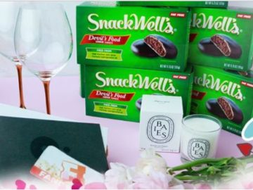 "SnackWell's ""Love at First Bite"" Giveaway Sweepstakes"