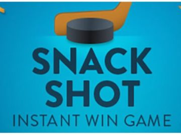 """Kroger """"Snack Shot"""" Instant Win Game"""