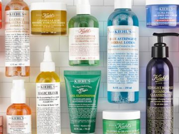 Free Kiehl's Samples