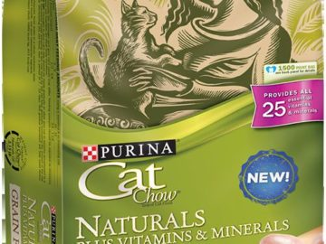 Free Sample of Purina Cat Chow