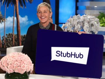 Win a $300 Stubhub Gift Card!