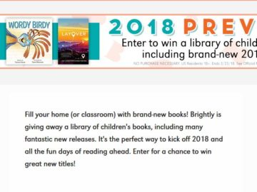 Brightly Preview Sweepstakes