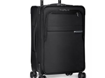 Win a Sympatico Carry-On CX Expandable Spinner suitcase