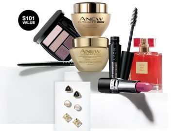 AVON Date-Night-Ready Sweepstakes