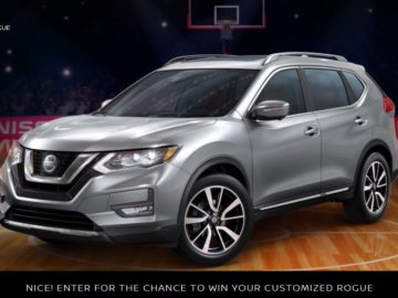 Nissan Die Hard Fan Sweepstakes