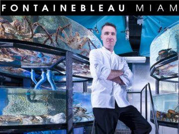 "Fontainebleau ""Taste of Bleau"" Sweepstakes"