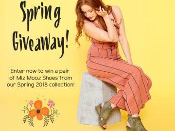 Win a Pair of Miz Mooz Shoes