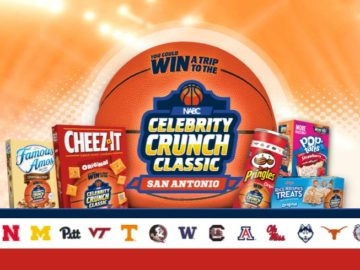 Kellogg's Celebrity Crunch Classic Sweepstakes