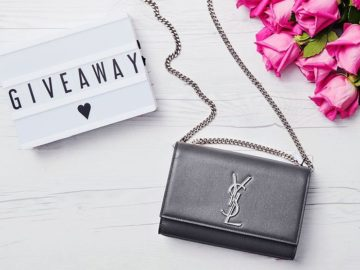 Win a Saint Laurent Handbag (Facebook)