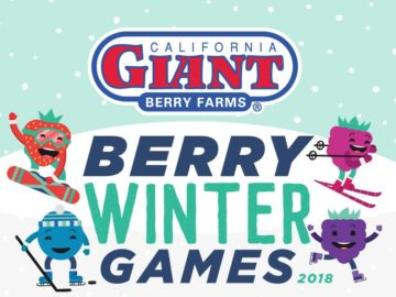 Berry Winter Games Sweepstakes