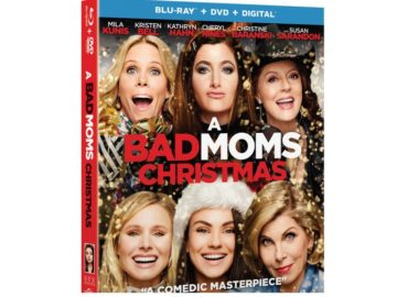 Win A Bad Mom's Christmas on Blu-Ray