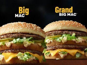 McDonald's Bling Mac Contest (Twitter)