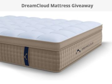 Sleepopolis DreamCloud Mattress Giveaway Sweepstakes