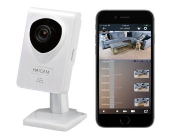 Win a Haicam End-To-End Encrypted IP Camera