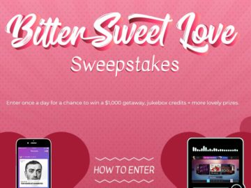 Win $1,000 Cash and 100 TouchTunes Credits